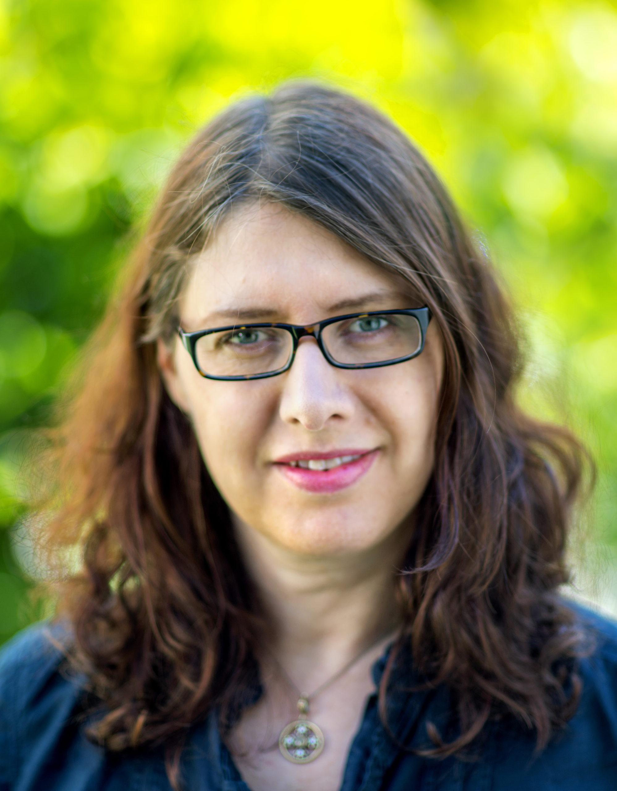 Bild på Marie-Lousie Luther, föreläsare Lika Unika Akademi