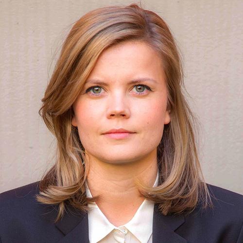 Malin Nilsson, foto Mimika Kirgios